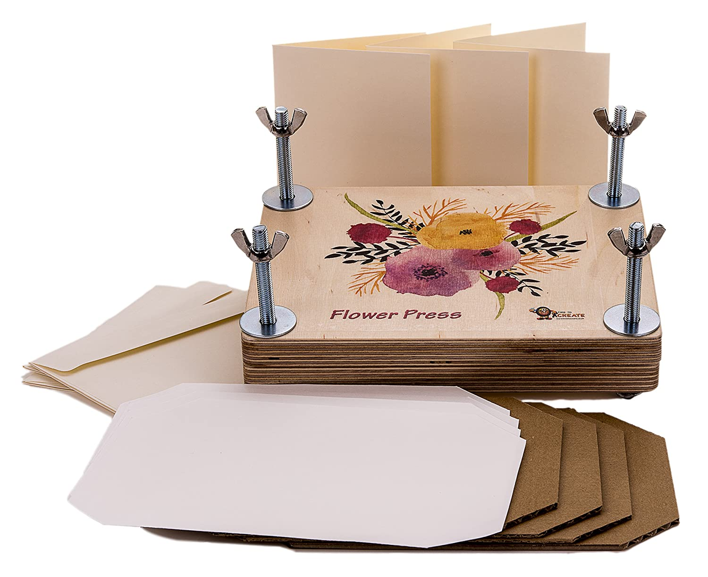 Flower Press Best Quality Will Not Bend Under Pressure Amazon