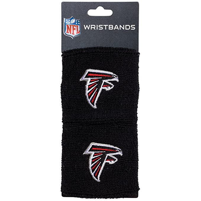 cee3e0e0 Franklin Sports Embroidered NFL Wristbands