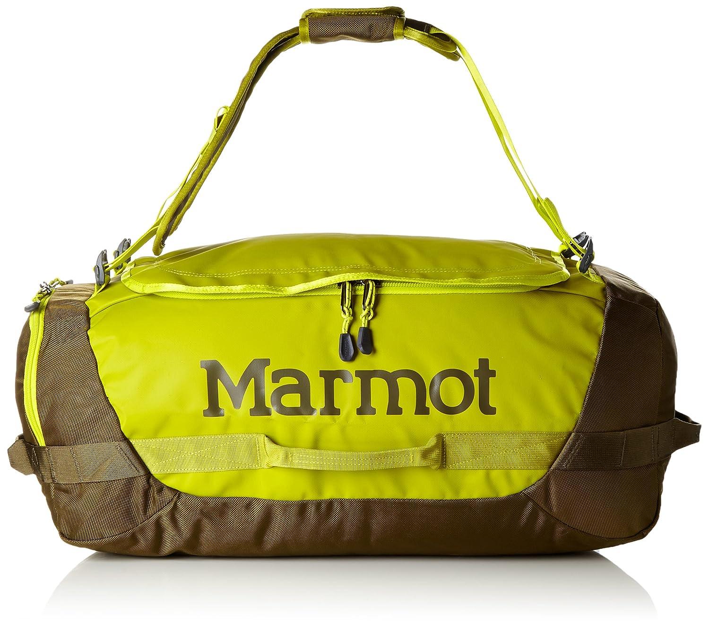 55f69a933 Marmot Unisex's Long Hauler Duffle Bag, Citron/Dark Olive, 27 x 64 x 27 cm:  Amazon.co.uk: Sports & Outdoors