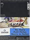 """CANSON Artist Series Mix Media Pad, 9"""" x 12"""""""