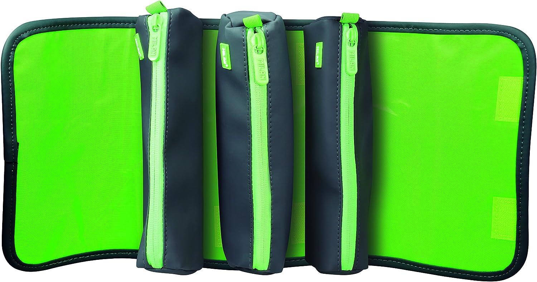 Milan Touch Estuches, 21 cm, 2.1 litros, Verde: Amazon.es: Juguetes y juegos
