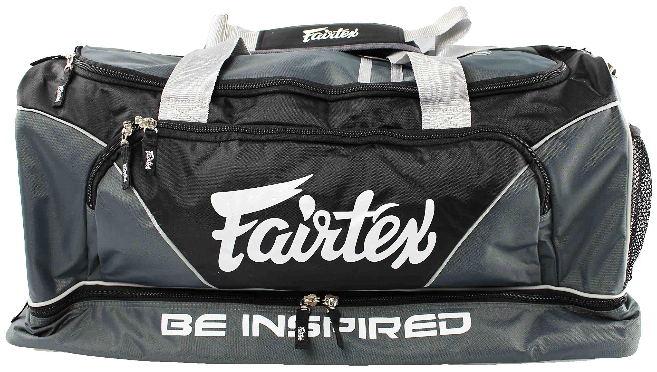Fairtex Gym Bag -Grey