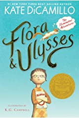 Flora and Ulysses: The Illuminated Adventures Paperback