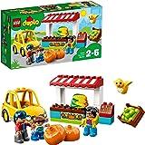 LEGO UK 10867 DUPLO Town Farmers' Market Set