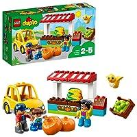 LEGO Duplo Town Farmers' Market 10867 Building Set