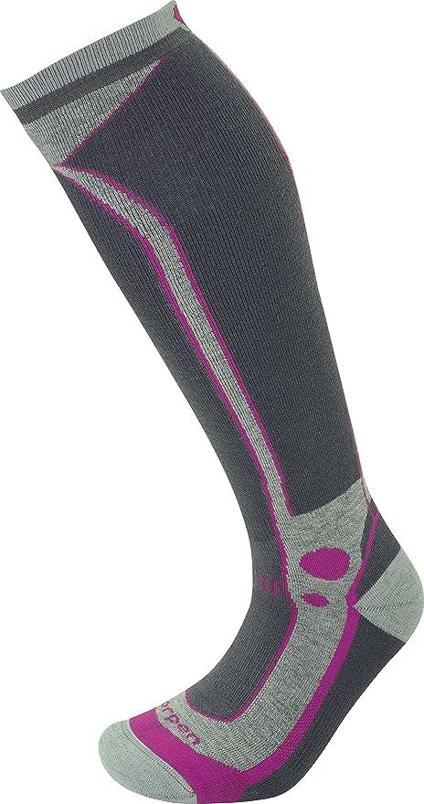 Calcetines de Senderismo para Mujer Lorpen T3