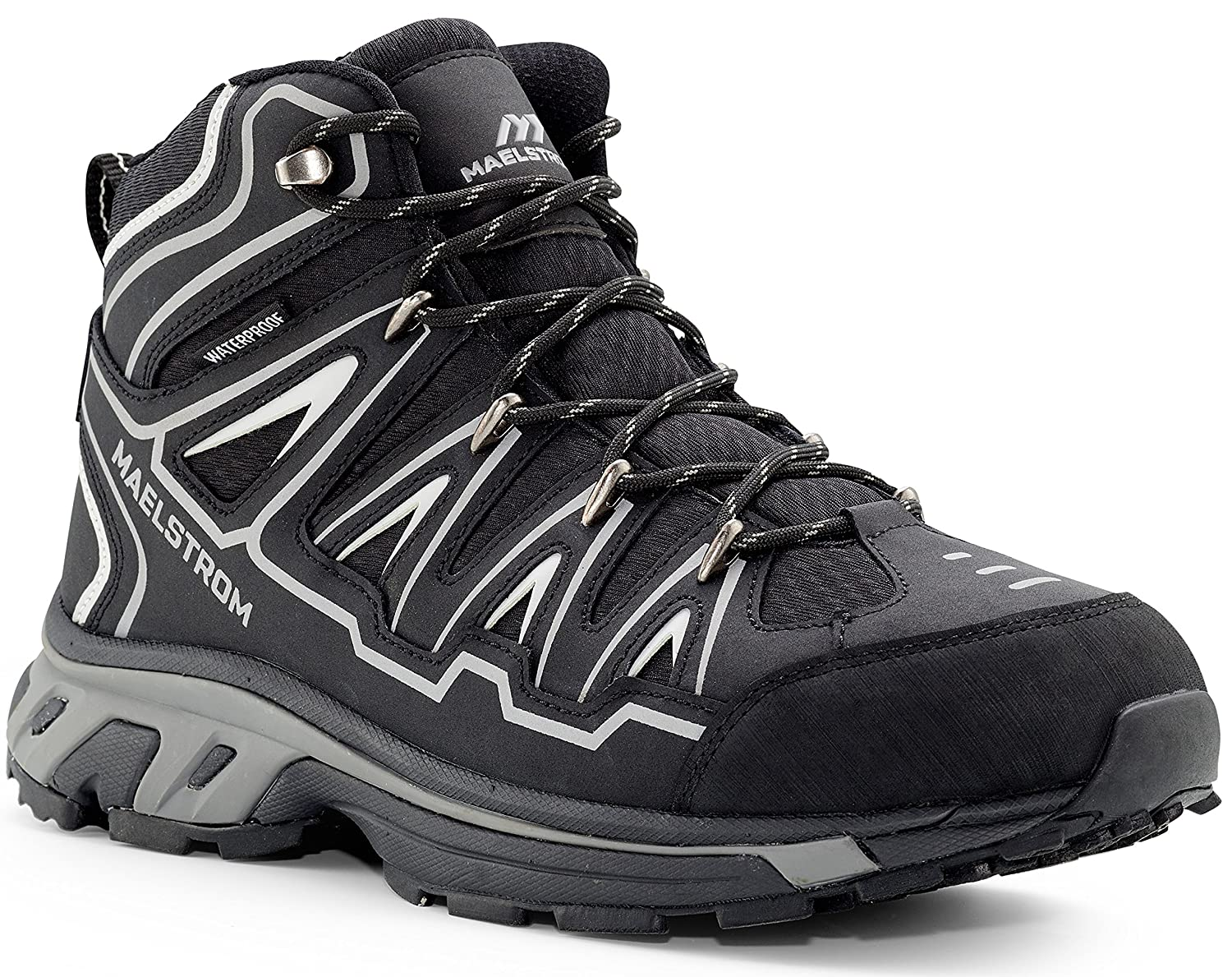 Amazon Com Maelstrom Men S Hiking Boots For Outdoors Backpacking