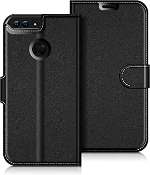 COODIO Funda Honor 9 Lite con Tapa, Funda Movil Honor 9 Lite ...
