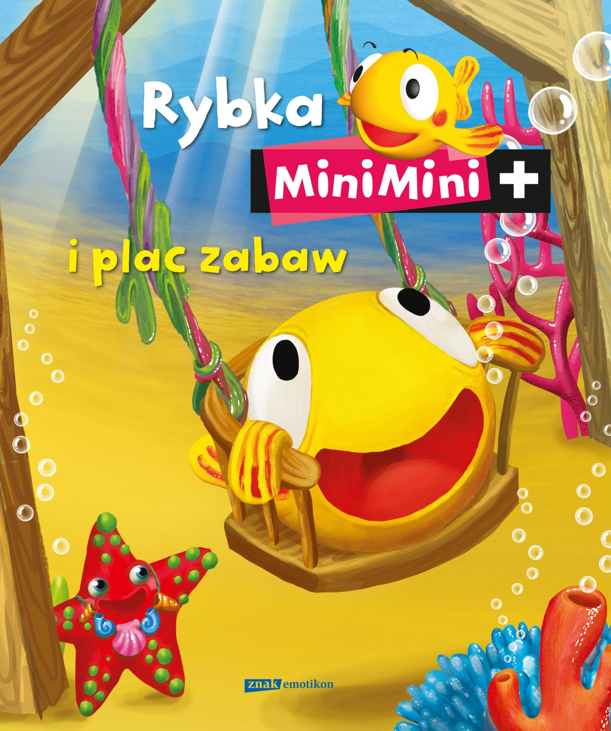 Rybka Minimini I Plac Zabaw 9788324019397 Amazoncom Books