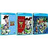 Toy Story Trilogy 1, 2, 3 Bundle