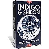 Indigo & Shibori Natural Dye Kit