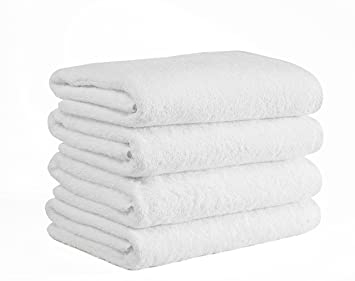 Amazoncom Classic Turkish Cotton Bath Towel Set Thick And Soft