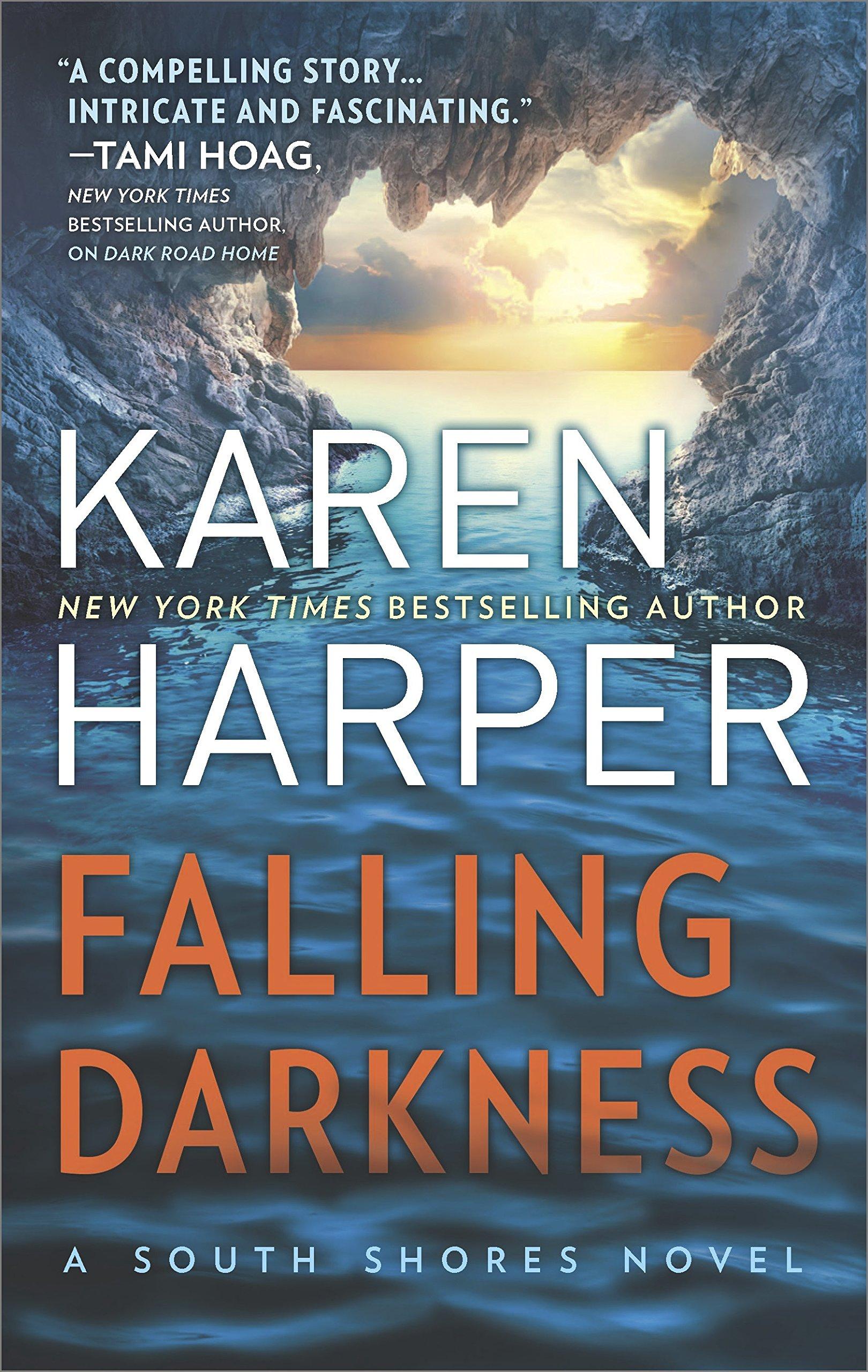 Falling Darkness Romantic Suspense Shores