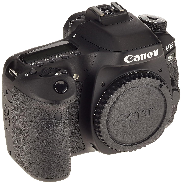 Canon EOS 80D SLR Digitalkamera Gehäuse 3 Zoll Amazon Kamera