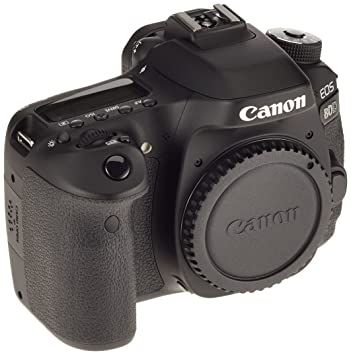 Canon EOS 80D BODY Fotocamera Reflex Digitale da 24.2 Megapixel ...