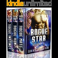 Rogue Star Series (Books 1 - 3): Rogue Mate, Rogue Hunt, Rogue Instinct