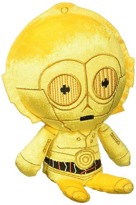 a54fff16549 Amazon.com  Funko Galactic Plushies  Star Wars - C3PO Plush  Funko Galactic  Plushies   Toys   Games