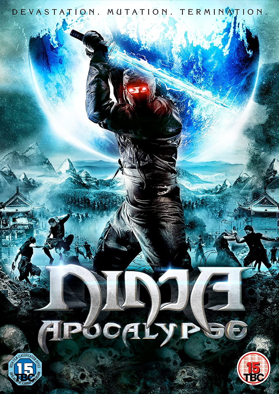 Amazon.com: Ninja Apocalypse [DVD]: Movies & TV