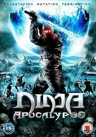 Ninja Apocalypse [DVD] [Reino Unido]: Amazon.es: Ernie Reyes ...