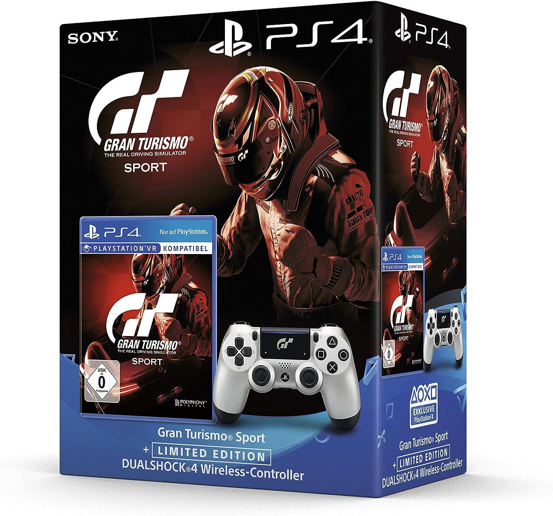 Sony - Controller Dualshock 4 + GT (PS4)
