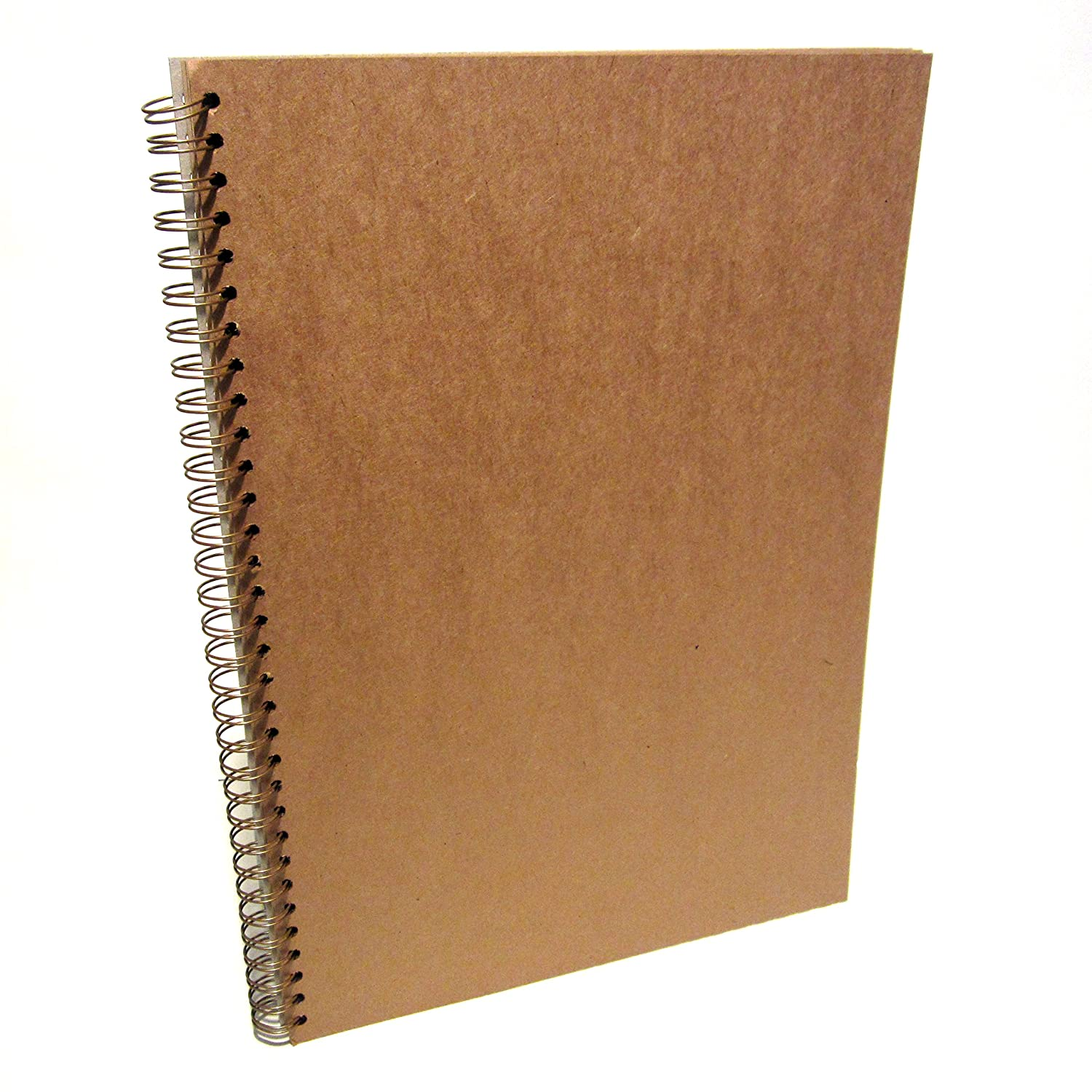 A3 Prime Scrapbook/Sketchbook, Kraft paper, Album, Display Book, Portrait Kraft Scrapbook