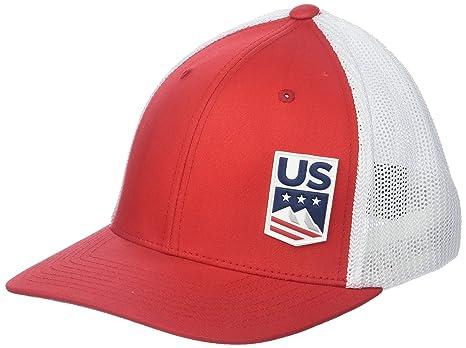 61fb60d32 US Ski-Snowboard Licensed Apparel US Ski Team Logo Cap