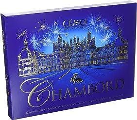Cémoi boîte assortiment de chocolats chambord 445 g, Lot de 2