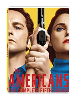 Book Cover: The Americans Season 5