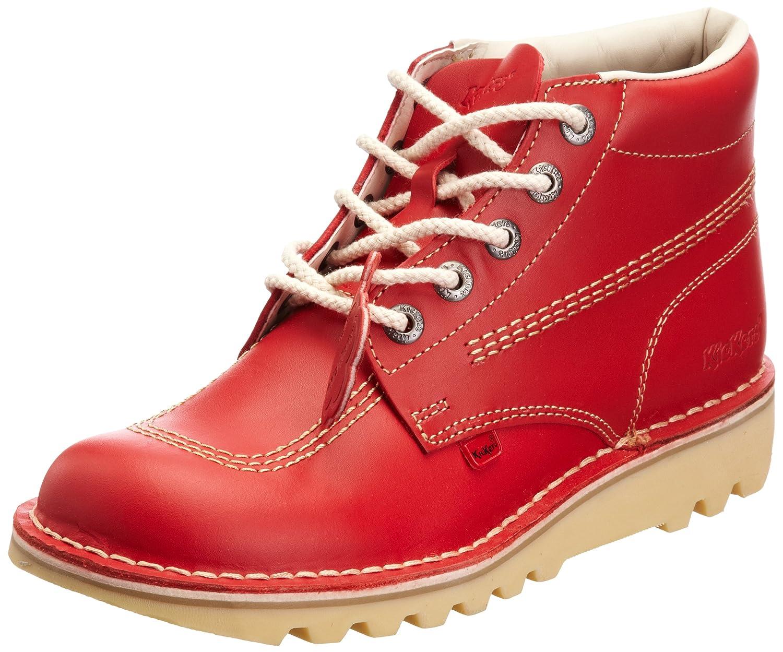 Rouge (rouge) Kickers Hi Core, Bottes Classiques Homme