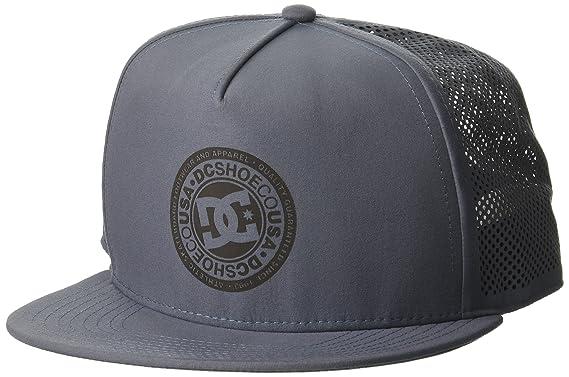 1441e4e154d9b Amazon.com  DC Men s PERFTAILER Snapback Trucker HAT
