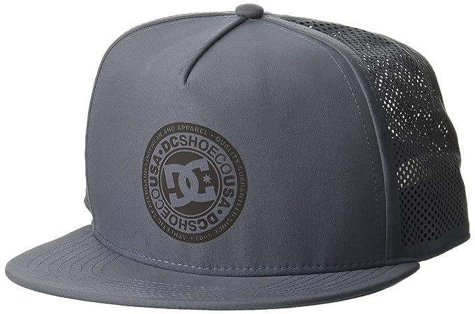 Amazon.com  DC Men s PERFTAILER Snapback Trucker HAT 7dc6da3784d7