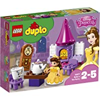 LEGO DUPLO Disney Belle´s Tea Party 10877 Playset Toy