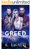 Greed (Seven Deadlies MC Book 4)