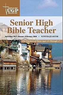 Adult bible teacher christian life series kindle edition by senior high bible teacher christian life series fandeluxe Choice Image