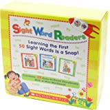 Scholastic Sight Word Readers 英語教材 25冊 ボックスセット ワークブック ・ CD付