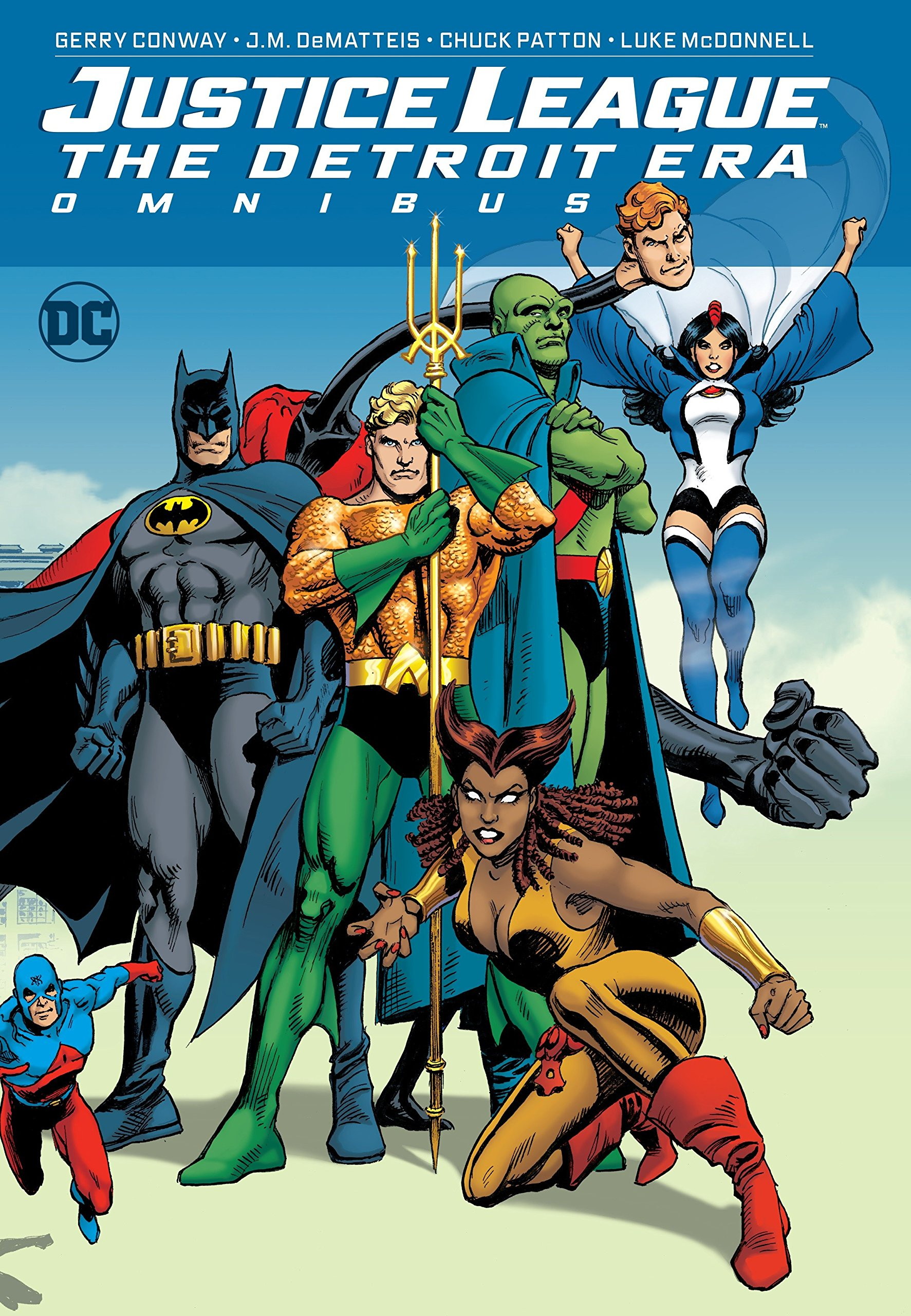 Read Online Justice League: The Detroit Era Omnibus ebook