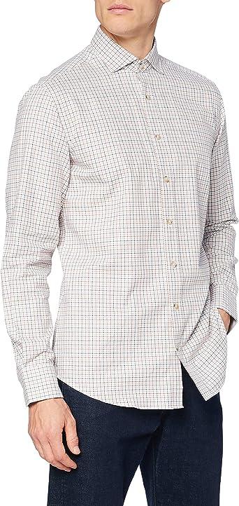 Hackett London Flannel Multi TSHALL Camisa para Hombre ...