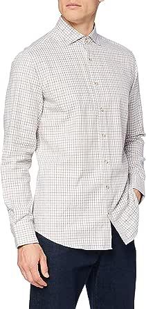 Hackett London Flannel Multi TSHALL Camisa para Hombre