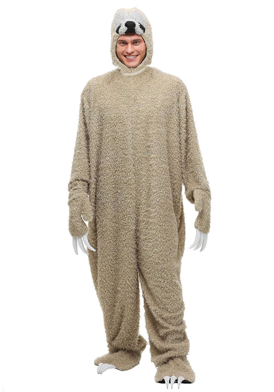 sc 1 st  Amazon.com & Amazon.com: Adult Sloth Costume: Clothing