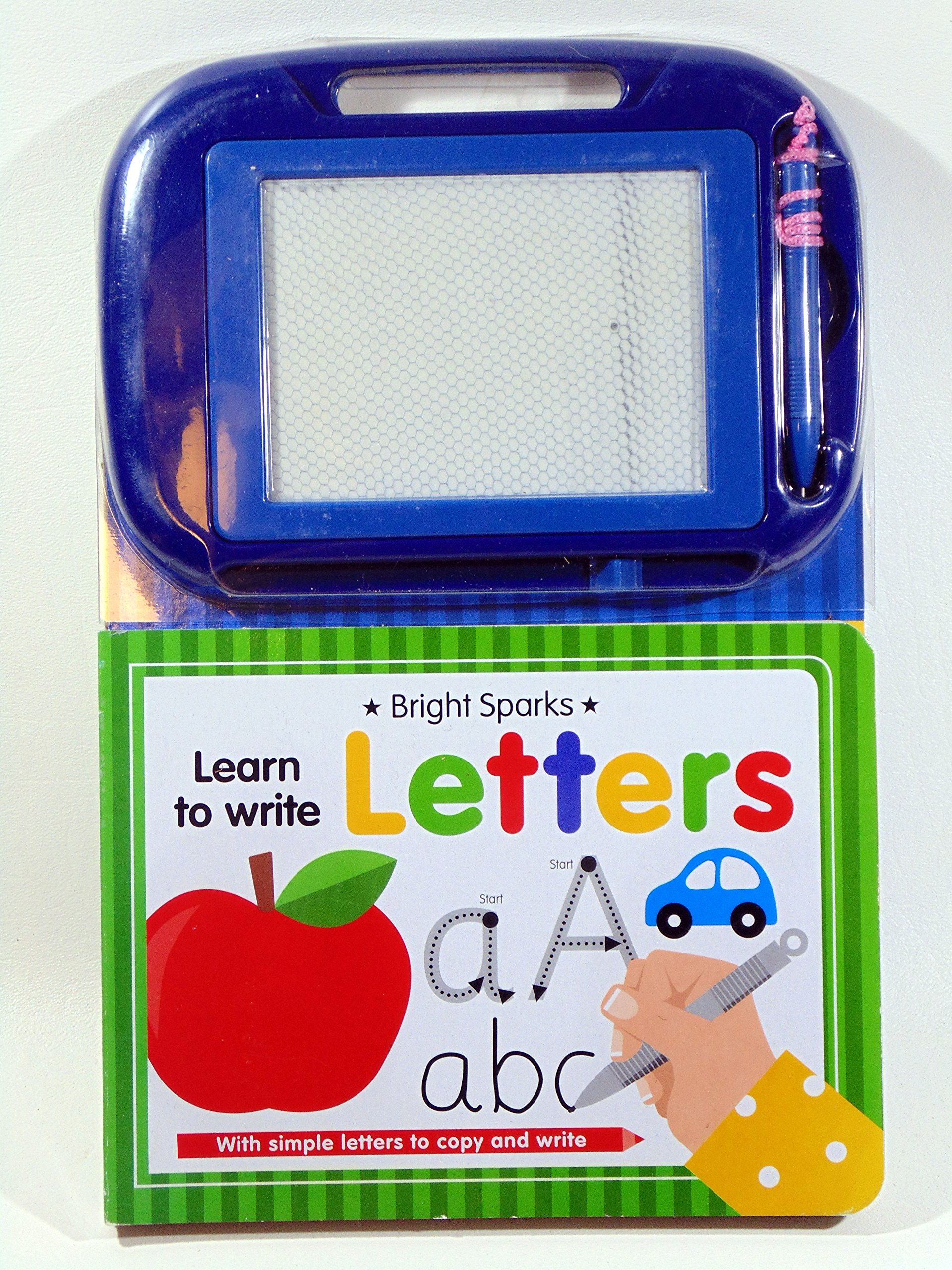 Bright Sparks Learn to Write Letters (Bright Sparks Learn To) pdf