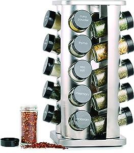 Orii Rivetto 20 Jar Spice Rack