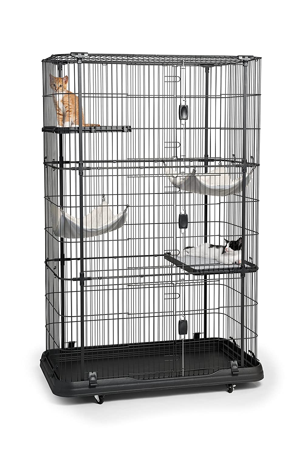 Top 6 Best Outdoor Cat Run Enclosure Reviews in 2021 2