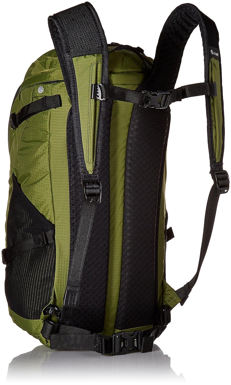 Pacsafe Venturesafe X22 anti-theft Sac à dos loisir, 47 cm, 22 L, Olive Green 515