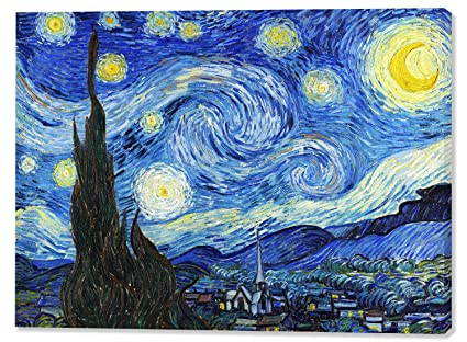Image result for the starry night