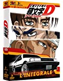 Initial D Stage 2 - Intégrale
