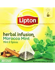 Lipton Té Morocco, Menta y Canela - 40 g