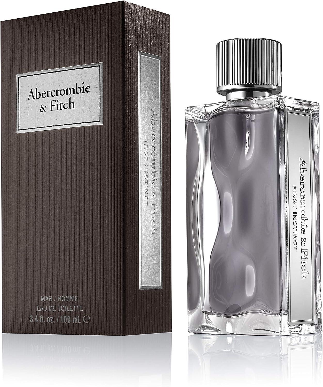 Abercrombie & Fitch First Instinct Colonia, 100 ml, El Empaque Puede Variar