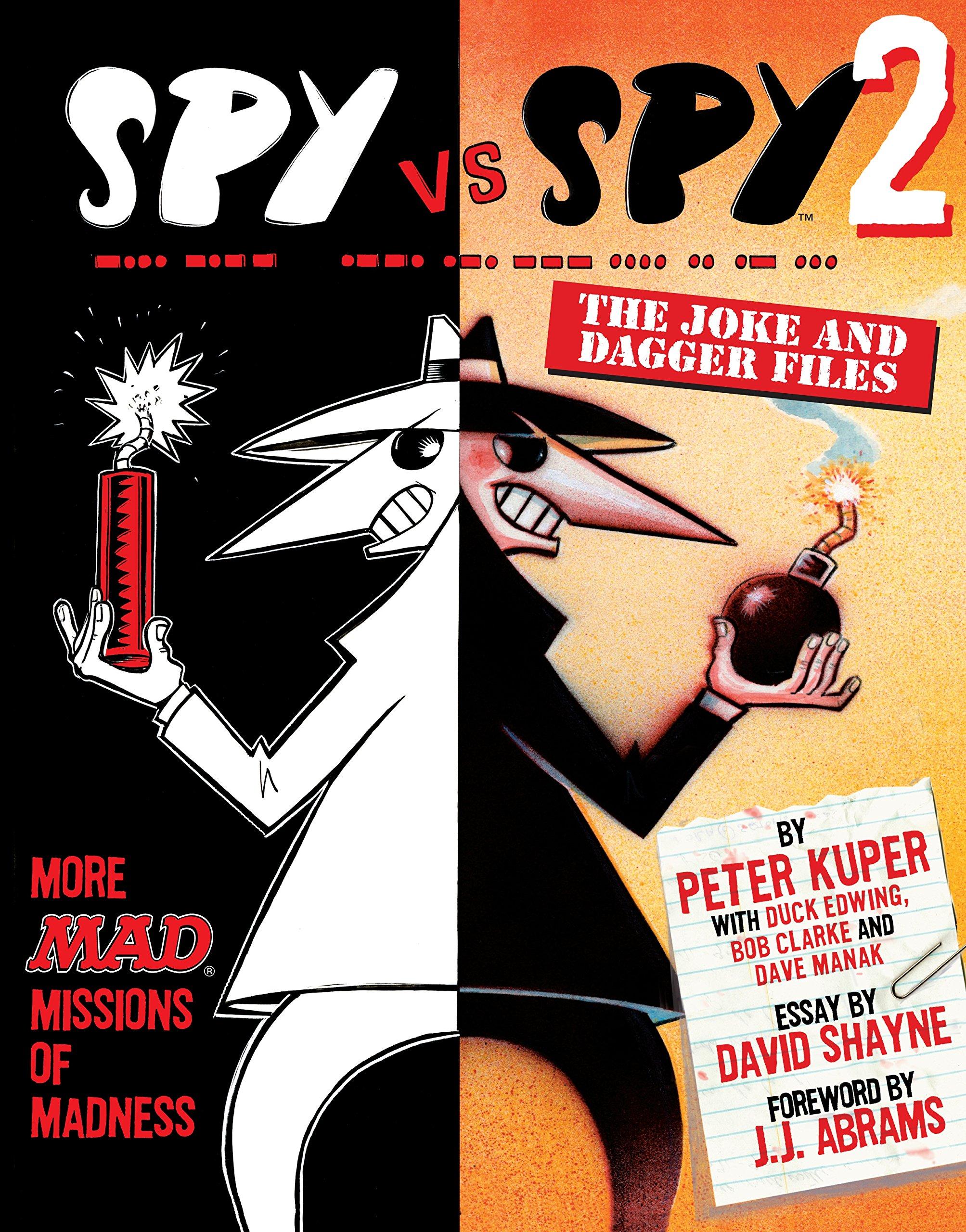 Spy Vs. Spy 2: The Joke and Dagger Files PDF