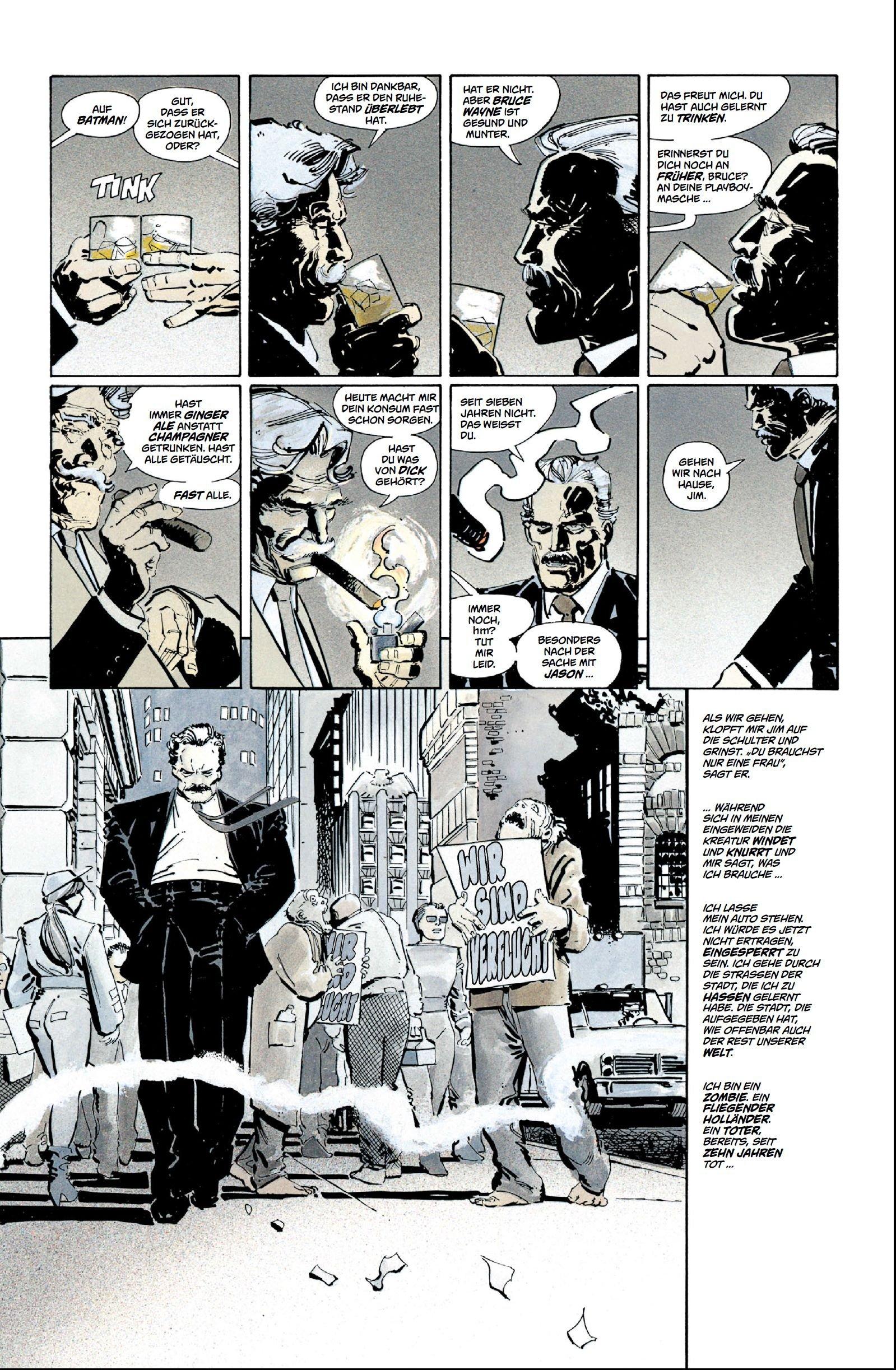 Batman: Dark Knight I: Die Rückkehr des Dunklen Ritters ...