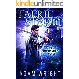 Faerie Storm (Harbinger P.I. Book 8)